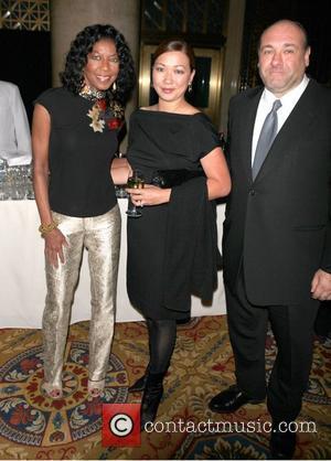 Natalie Cole, James Gandolfini and Wall Street