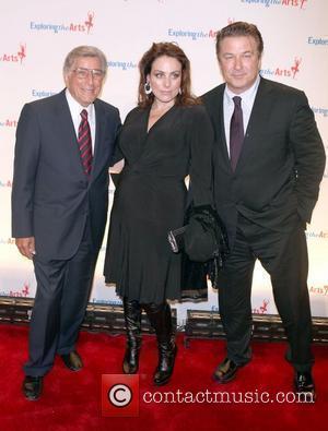 Tony Bennett, Alec Baldwin and Wall Street
