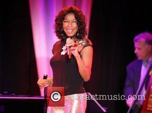 Singer Natalie Cole  performs at the Exploring the Arts Gala at Cipriani, Wall Street New York City, USA -...