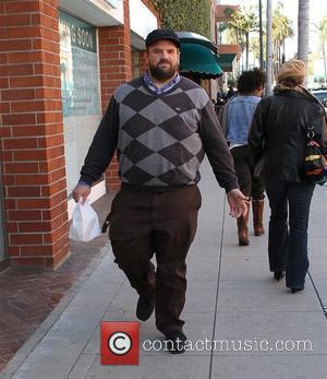 Ethan Suplee leaving 'The Beverly Hills Nail Salon' in Beverly Hills. Los Angeles, California - 04.03.10