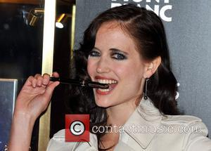 Eva Green The launch of Meisterstuck Montblanc Diamond - Photocall held at Harrods London, England - 04.05.10