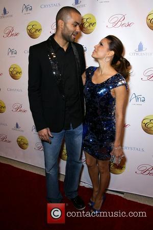 Tony Parker and Eva Longoria Parker Eva Longoria Parker hosts a New Year's Eve Celebration at Eve nightclub. Las Vegas,...