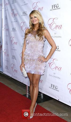 Courtney Hansen 'Eva' by Eva Longoria Parker Fragrance Launch Party held at Beso Restaurant  Los Angeles, California - 27.04.10