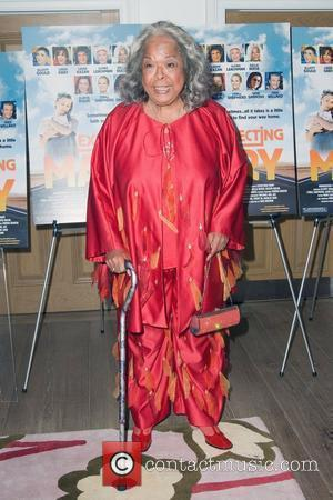 Della Reese Movie Premiere of 'Expecting Mary' to benefit 'The Actors Fund' held at The Crosby Street Hotel  New...