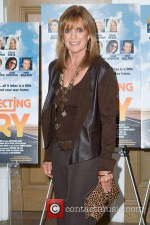 Linda Gray Movie Premiere of 'Expecting Mary' to benefit 'The Actors Fund' held at The Crosby Street Hotel  New...
