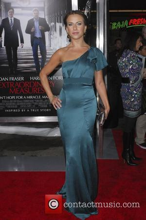 Edyta Sliwinska,  Premiere of 'Extraordinary Measures' at Grauman's Chinese Theatre - Arrivals Los Angeles, California - 19.01.10
