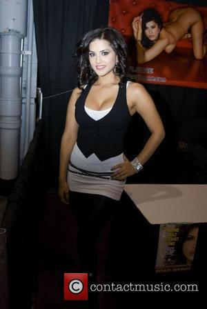 Sunny Leone Adult Film Stars appear at Exxxotica 2010 in Chicago Chicago, USA - 17.07.10