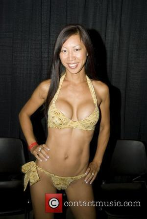 Tia Ling Adult Film Stars appear at Exxxotica 2010 in Chicago Chicago, USA - 17.07.10