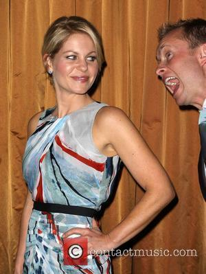 Candace Cameron Bure and Val Bure