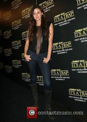 Caroline D'Amore 'Family Guy: It's A Trap' DVD Launch Party held at Supperclub Hollywood, California - 14.12.10