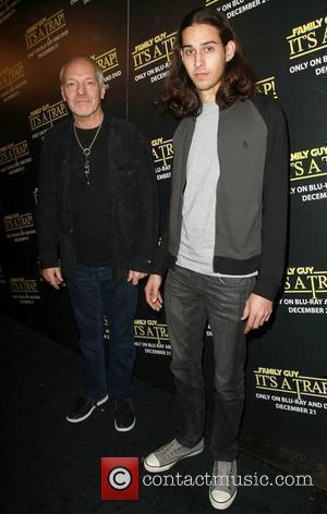 Peter Frampton 'Family Guy: It's A Trap' DVD Launch Party held at Supperclub Hollywood, California - 14.12.10