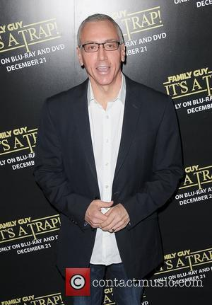 Dr. Drew Pinsky 'Family Guy: It's A Trap' DVD Launch Party held at Supperclub Hollywood, California - 14.12.10