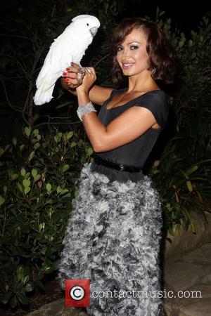 Karina Smirnoff and Playboy