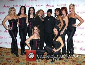 Carrot Top, Fantasy and Sisqo Sisqo and Fantasy kick off the opening night at Luxor Resort & Casino Las Vegas,...