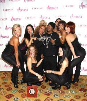 Sisqo and Fantasy kick off the opening night at Luxor Resort & Casino  Las Vegas, Nevada - 13.12.10