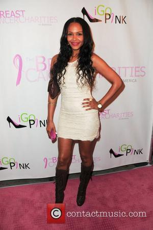 Samantha Mumba Fashion Fights Breast Cancer - runway show and fundraiser - arrivals  Beverly Hills, California - 13.10.10
