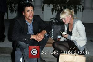 Andrew Keegan and Kelly Fashion night put Los Angeles held On Rodeo Drive Los Angeles, California - 10.09.10