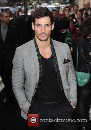 David Gandy and Bond
