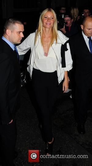 Gwyneth Paltrow, Pink and Stella Mccartney