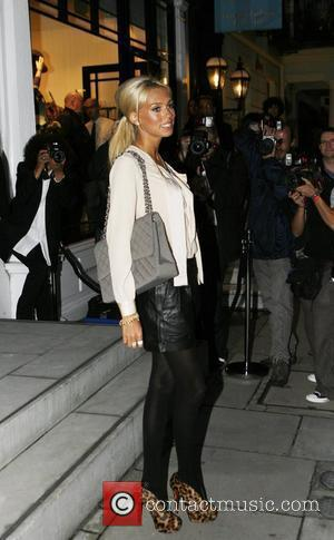 Petra Ecclestone at the Fashion's Night Out: Stella McCartney party London, England - 08.09.10