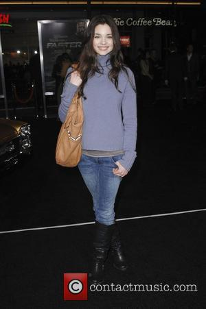 India Eisley Los Angeles Premiere of 'Faster' held at the Grauman's Chinese Theatre Hollywood, California - 22.11.10