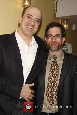 Matt Servitto and Jonathan Silverstein