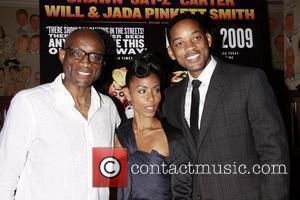Bill T. Jones, Jada Pinkett-smith and Will Smith