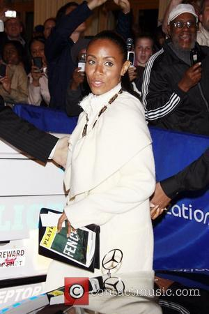 Jada Pinkett Smith The Broadway production of 'Fences' held at the Cort Theatre. - Departures New York City, USA -...
