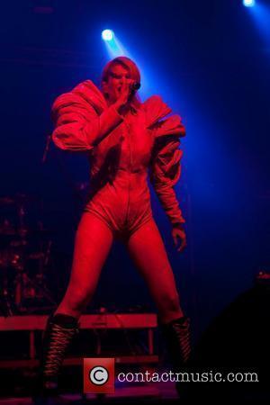 Peaches performing at Optimus Alive! 2010 at Passeio Maritimo de Alges - Day 3 Lisborn, Portugal - 10.07.10