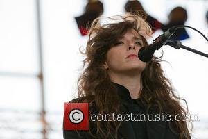 Victoria Legrand of Beach House,  performing at the 16th Festival SuperBock SuperRock - Day 1 Meco, Portugal - 16.07.10