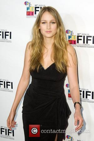 Leelee Sobieski 2010 Fifi Awards at the New York State Armory - Arrivals New York City, USA - 10.06.10