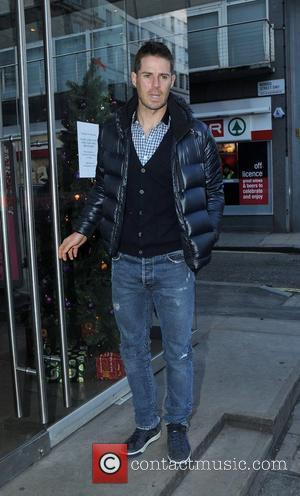 Jamie Redknapp Fight For Life Christmas Party at Planet Hollywood - Outside Arrivals London, England - 08.12.10