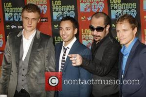 Backstreet Boys, Brian Littrell, Howie Dorough, Journey, Mtv, New Kids On The Block, Nick Carter and The Other Side