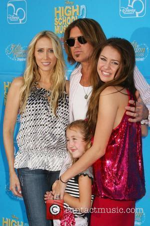 Miley Cyrus, Billy Ray Cyrus, High School Musical and Tish Cyrus
