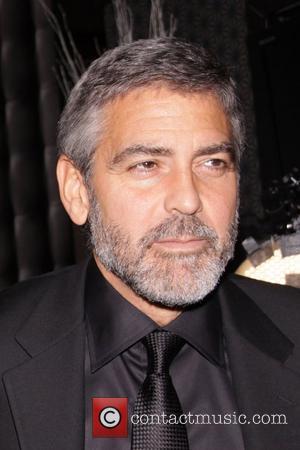 George Clooney 2009 New York Film Critics Circle Awards at Crimson - Inside Arrivals New York City, USA - 11.01.10