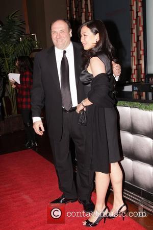 James Gandolfini and His Wife Deborah Lee