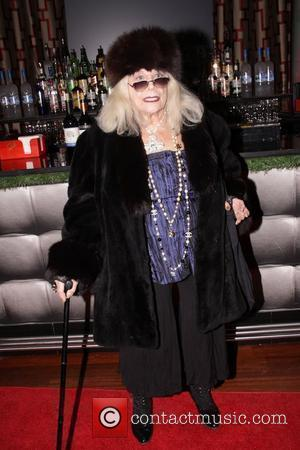 Sylvia Miles 2009 New York Film Critics Circle Awards at Crimson - Inside Arrivals New York City, USA - 11.01.10