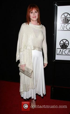 Molly Ringwald  The 36th Annual Los Angeles Film Critics Association Awards held at the InterContinental Hotel - Arrivals Century...