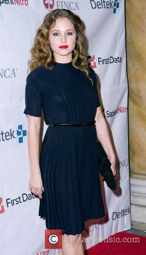 Margarita Levieva FINCA 25th Anniversary Creating Pathways Out of Poverty event at Capitale Bowery New York City, USA - 18.11.10