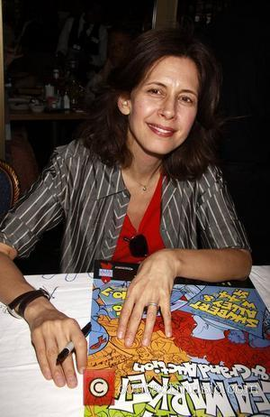 Jessica Hecht  The 24th Annual Broadway Cares/Equity Fights AIDS Flea Market and Grand Auction held in Shubert Alley New...