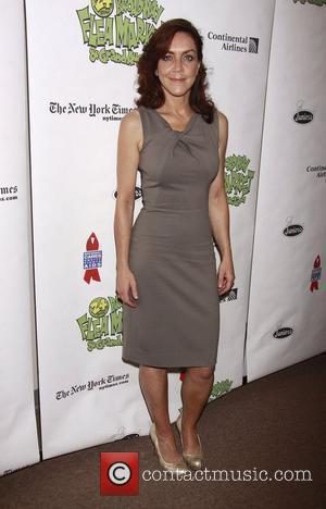 Andrea McArdle The 24th Annual Broadway Cares/Equity Fights AIDS Flea Market and Grand Auction held in Shubert Alley New York...