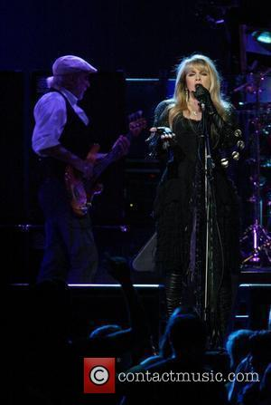 Stevie Nicks and John Mcvie