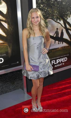 Ashley Taylor,  Los Angeles Premiere of Flipped held at the Cinerama Dome / ArcLight Theatre Hollywood, California - 26.07.10