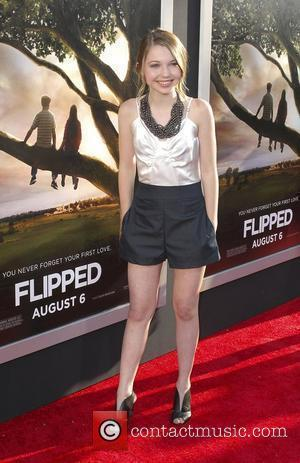 Sammi Hanratty,  Los Angeles Premiere of Flipped held at the Cinerama Dome / ArcLight Theatre Hollywood, California - 26.07.10