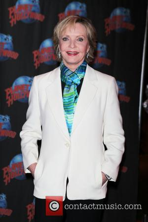 Florence Henderson celebrates her illustrious career with a handprint ceremony at Planet Hollywood Times Square New York City, USA -...