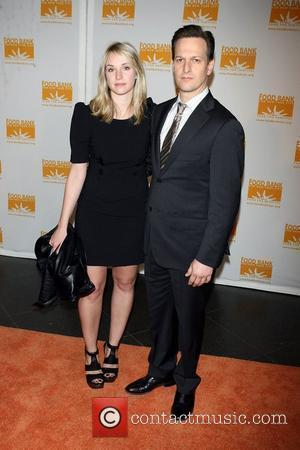 Josh Charles and wife Food Bank for New York City presents the 8th Annual Can-Do Awards Dinner at pier sixty...