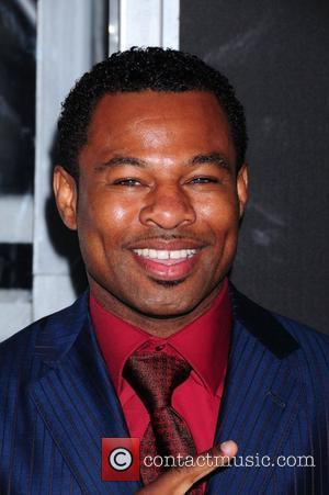Shane Mosley and Tyler Perry