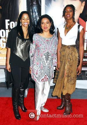 Phylicia Rashad NYC movie premiere of 'For Colored Girls' at the Ziegfeld Theatre - Arrivals New York City, USA -...