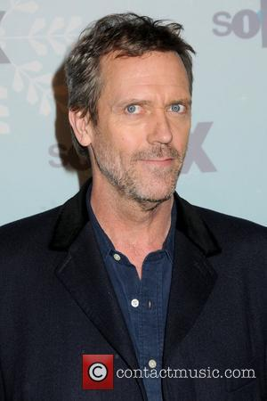 Hugh Laurie The FOX TCA Winter 2011 Party held at Villa Sorriso - Arrivals Pasadena, California - 11.01.11