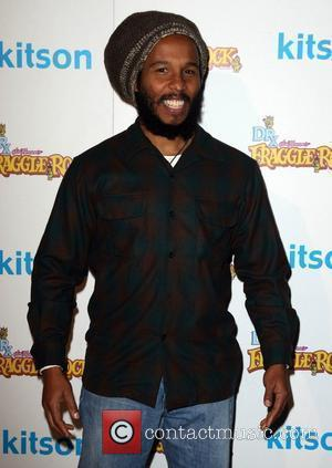 Ziggy Marley The Dr. Romanelli Fraggle Rock Clothing Collaboration - A Toy Drive to Benefit the L.A. Mission at Kitson...